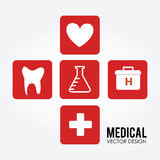 Medical design Royalty Free Stock Image