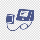 Medical device for measuring pressure vector icon Stock Photos