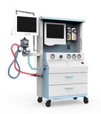 Medical Diagnostic Equipment Royalty Free Stock Images