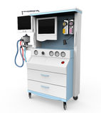Medical Diagnostic Equipment Stock Photography