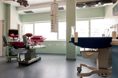 Medical-diagnostic equipment room Royalty Free Stock Photo