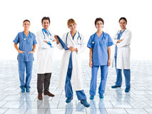 Medical division Royalty Free Stock Photography