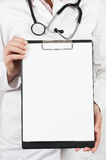Medical doctor Royalty Free Stock Photo