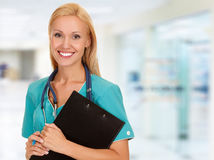 Medical doctor Royalty Free Stock Photos