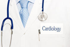 Medical Doctor - Cardiology Stock Photo