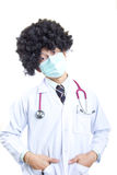Medical doctor checking your healthy concept Stock Photo