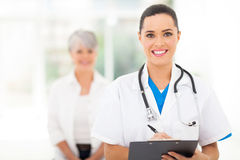Medical doctor hospital Royalty Free Stock Photo