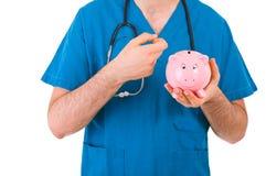 Medical doctor. Stock Photos