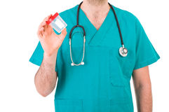Medical doctor. Royalty Free Stock Photography