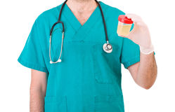 Medical doctor. Royalty Free Stock Photo