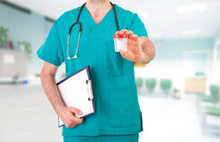 Medical doctor. Stock Photos