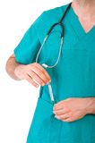 Medical doctor. Stock Photography
