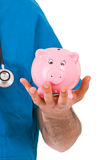 Medical doctor. Royalty Free Stock Images