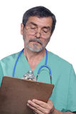 Medical Doctor MD Surgeon Royalty Free Stock Image