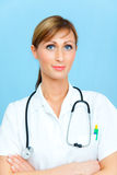Medical doctor nurse Royalty Free Stock Photo
