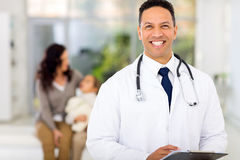 Medical doctor portrait Stock Photo