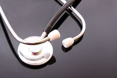 Medical doctor stethoscope Royalty Free Stock Image