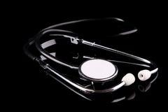 Medical doctor stethoscope stock image