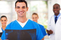 Medical doctor team Stock Images