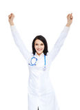 Medical doctor woman Royalty Free Stock Photography