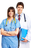 Medical doctors Royalty Free Stock Photos