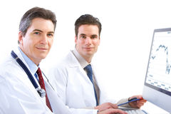 Medical doctors Stock Image