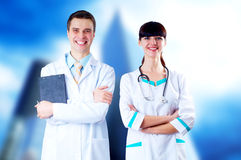 Medical doctors Stock Images