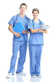 Medical doctors Stock Photography