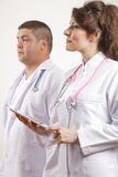 Medical doctors stock photos