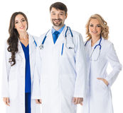 Medical doctors group Stock Photography