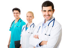 Medical doctors Royalty Free Stock Images