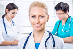 Medical doctors Royalty Free Stock Photo
