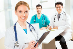 Medical doctors Stock Photos