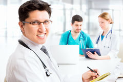 Medical doctors Stock Photo