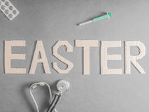 Medical easter Royalty Free Stock Photography