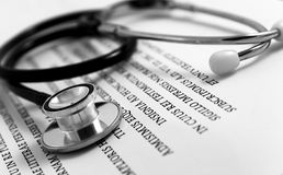 Medical education Royalty Free Stock Image