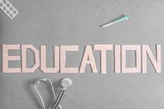 Medical education Stock Photos