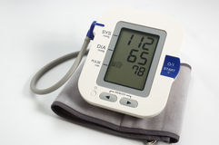 Medical electronic tonometer Stock Photography