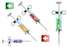 Medical Elements Stock Photo