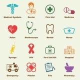 Medical elements Stock Photos