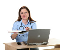 Medical employee Stock Photography