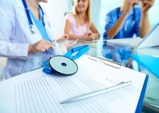 Medical environment Stock Photos