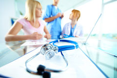 Medical environment Stock Photo