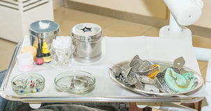 Medical Equipment Royalty Free Stock Photos