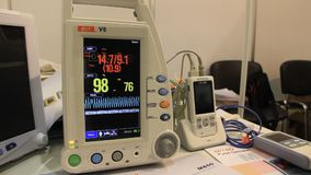 Medical equipment stock video