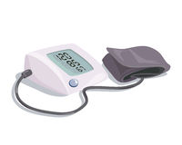Medical equipment. blood pressure device,  Stock Image