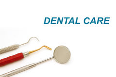 Medical equipment for dental care Royalty Free Stock Image