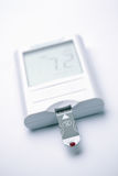 Medical Equipment - Glucose Meter Stock Images