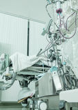 Medical equipment in a hospital ward Royalty Free Stock Image