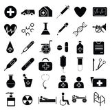 Medical equipment vector Royalty Free Stock Photography